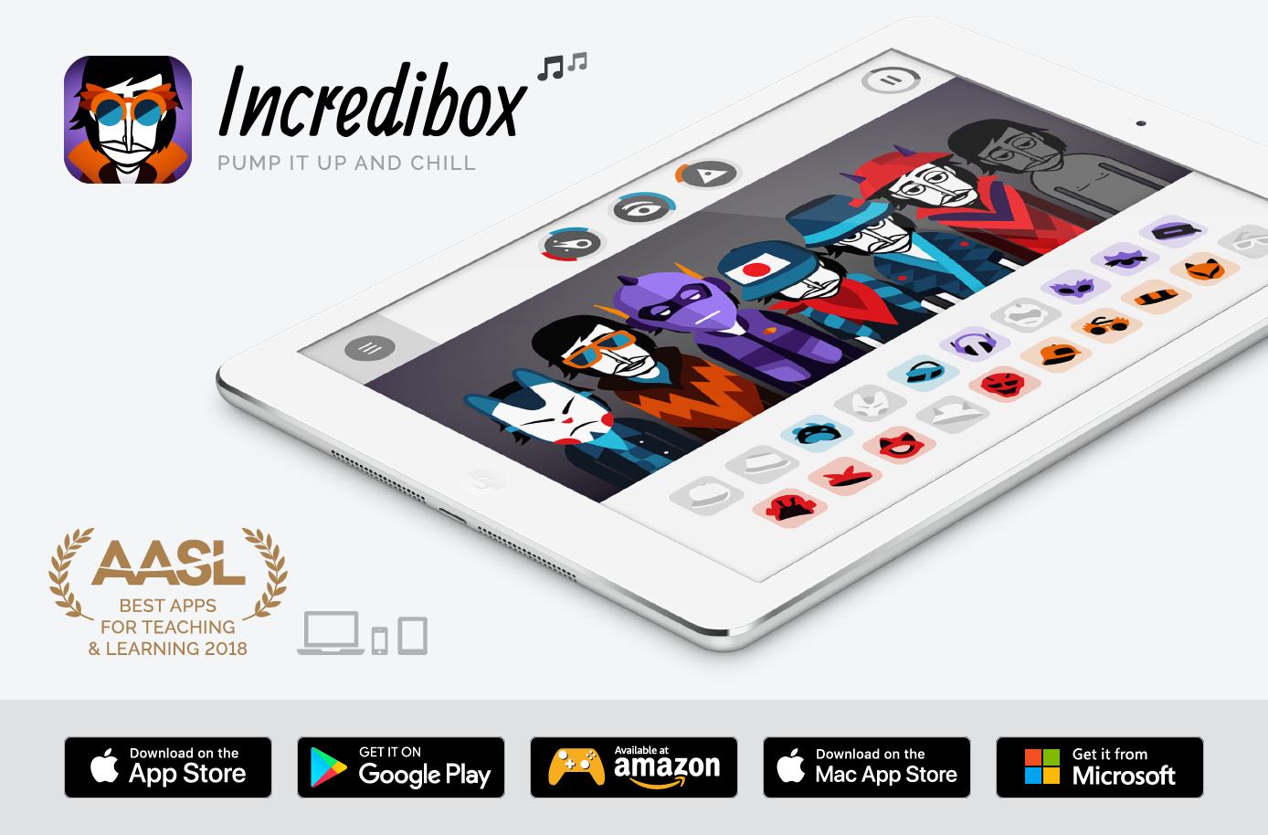 Press - Incredibox